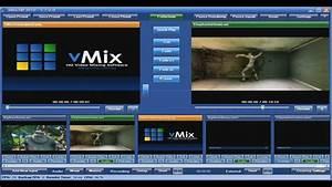 Vmix - Hd Video Mixing Software Demonstration