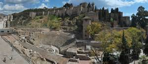 teacher s things to see in malaga alcazaba learn spanish at academia cile