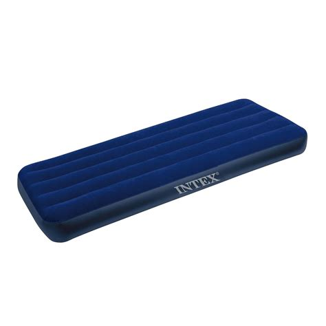 Intex Matelas Gonflable matelas gonflable 1 personne lit d appoint intex downy