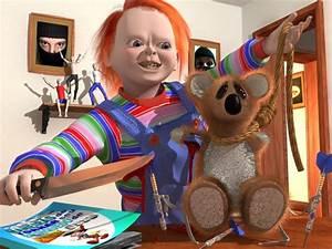Chucky's Revenge by 3Dhorus on DeviantArt