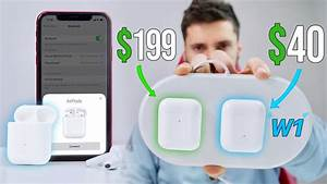 New PERFECT Fak... Fake Airpods