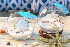 Mariage Theme Mer : choisir son centre de table mariage conseils et id es melle cereza blog mariage original ~ Nature-et-papiers.com Idées de Décoration