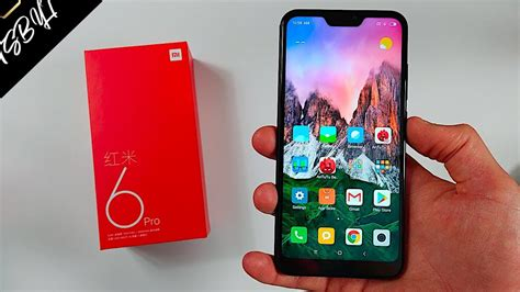 xiaomi redmi 6 pro unboxing review mi a2 lite youtube