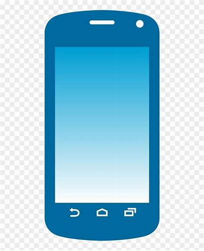 Phone Mobile Emoji Cell Svg Clipart Transparent