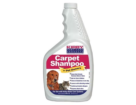 Kirby Carpet Shampoo For Pet Owners 32oz
