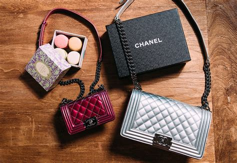 mother daughter pairs chanel boy bags purseblog