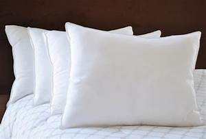 Natural comfort four pillow sets for Comfort inn suites pillows