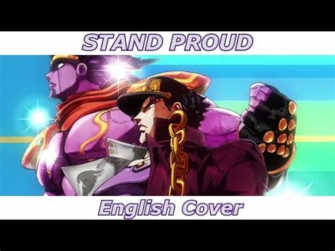Stardust Crusaders Opening Lyrics  Jojos Bizarre