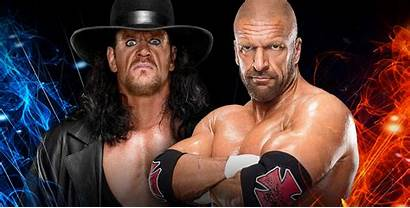 Triple Undertaker Wwe Super Showdown Match Wrestling
