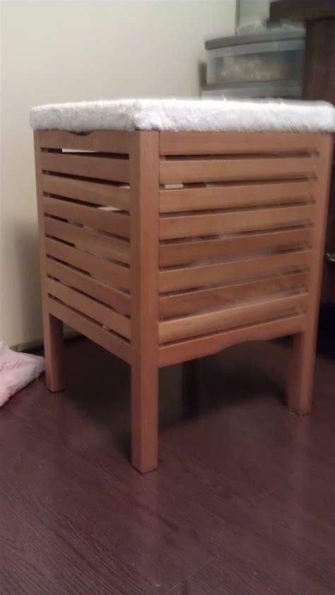 ikea storage ikea molger storage stool 卫生间储物凳 物品相册