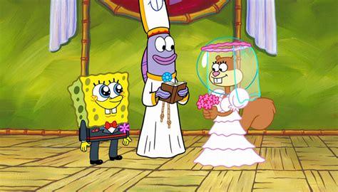 casamento bob esponja razoes  acreditar