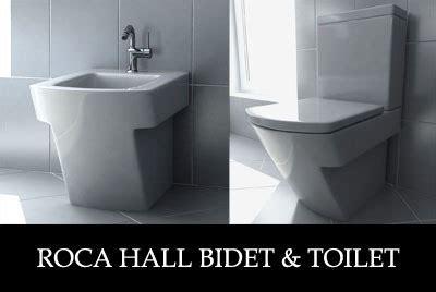 Roca Bidet Toilet - roca toilet bidet 3d model
