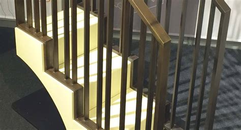 Steel Balustrade Inspiration By Canal