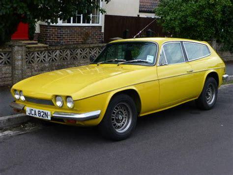 Reliant Scimitar GTE SE5a auto 3.0 v6 SOLD (1973) | Car ...