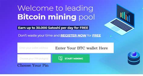 bitcoin mining pool sites kriptonesia