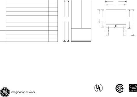 ge refrigerator pfcsnfxss user guide manualsonlinecom