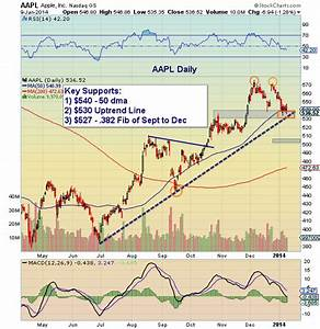 AAPL Technical Support Levels to Watch - See It Market