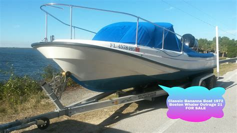 Whaler Boats Ma by Boston Whaler Outrage 21 1972 For Sale For 35 000 Boats