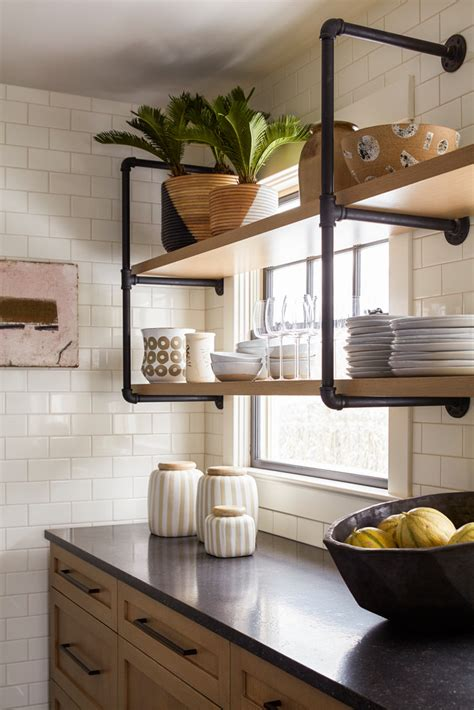loving open shelves   kitchen