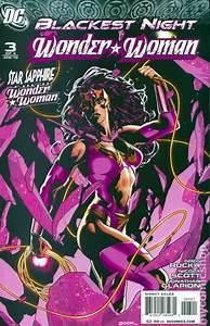 Blackest Night Wonder Woman (2009) comic books