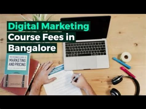 digital marketing course fees digital marketing course fees in bangalore the cost to