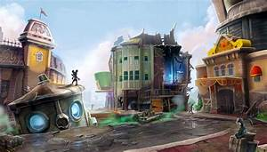 Disney Epic Mickey 2: The Power of Two Concept Art by ...  Epic
