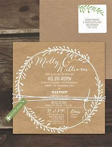 de 25 bedste ideer om wedding invitations australia pa With rustic wedding invitations sydney