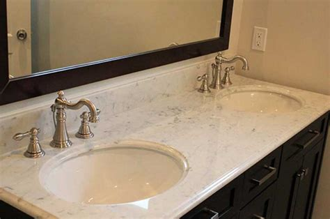 undermount sink inspiring bathroom countertops ideas in various of