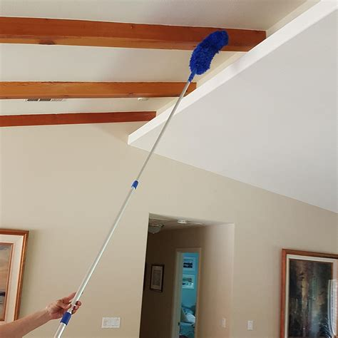 Cathedral Ceiling Fan Duster Boatyliciousorg