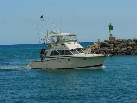 Fishing Charter Boat Hawaii by Hawaii Marlin Fishing Oahu Charter Boats