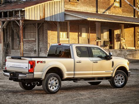 ford super duty release date redesign specs