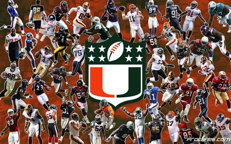 miami hurricanes football players    drafted