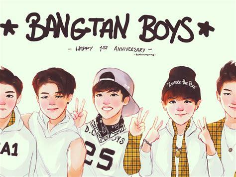 bts wallpaper widescreen view hd bangtan boys
