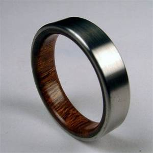 metal wood ring wedding ideas pinterest With wood and metal wedding rings