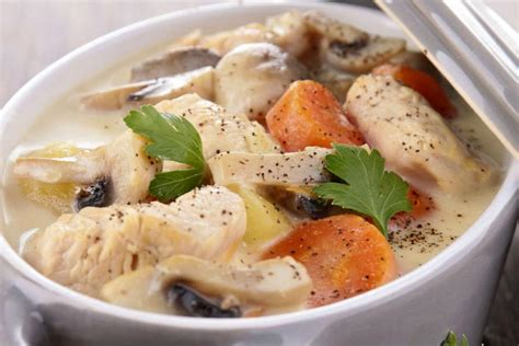cuisiner une blanquette de veau blanquette de veau au thermomix cookomix