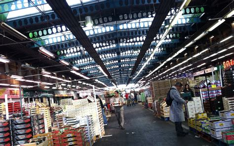 moveable feast rungis  worlds biggest food market
