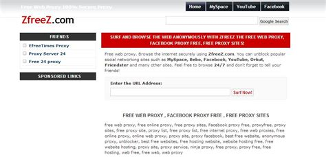 4 Facebook Login Proxy Websites That Actually Work