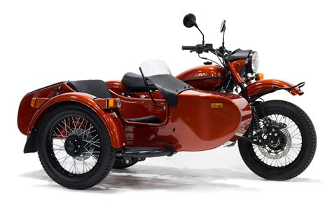 Modification Ural Ct by Ct Ural Motorcycles