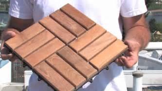how to install deck tiles doovi