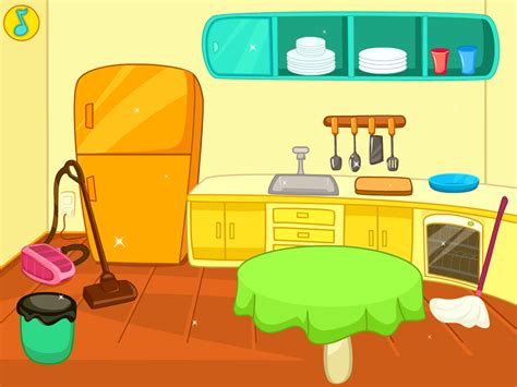 cleaning houses under the table clean kitchen clipart the interior designs