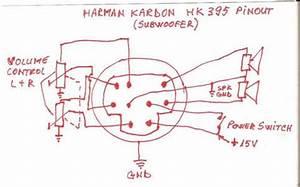 Altec Lansing Vs4121 Schematic Diagram