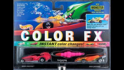 wheels color fx color changers 1993
