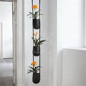 Pot De Fleur Interieur Design : pot de fleur design urban garden small 1 litre noir ~ Premium-room.com Idées de Décoration