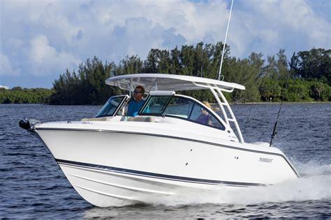 Pursuit Boats by 2017 Pursuit Dc 235 Dual Console Power Boat For Sale Www