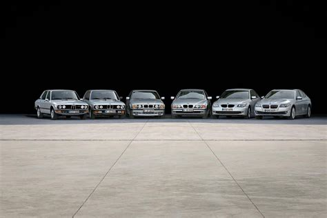 Bmw 3 Series Evolution by Evolution Of The Bmw 5 Series 3 3 Industrial Design