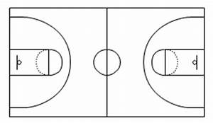 basketball plays diagrams design elements basketball With basketball court design template