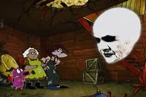 10 Of The Most Effed Up Episodes Of Courage The Cowardly ...