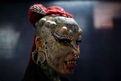 exposition universelle du tatouage les  les