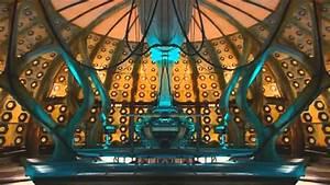Doctor Who Tardis Interior Wallpaper