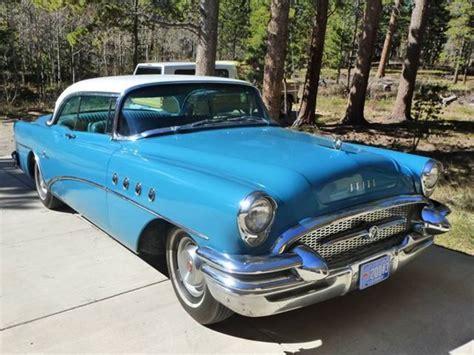 1955 Buick Riveria Super For Sale Estes Park, Colorado